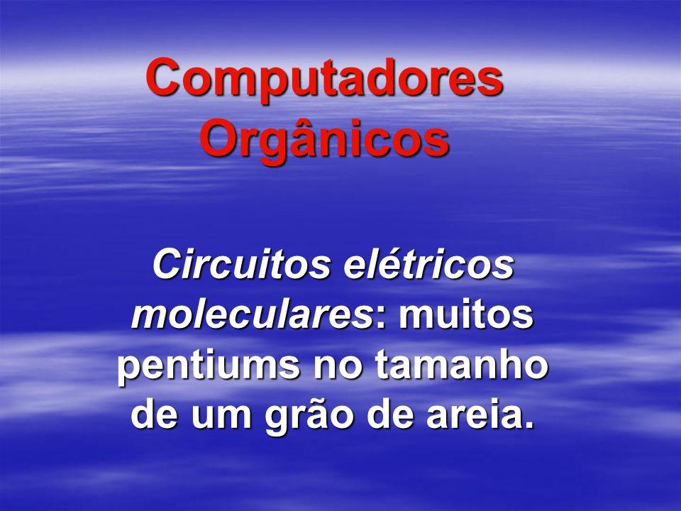 Computadores Orgânicos