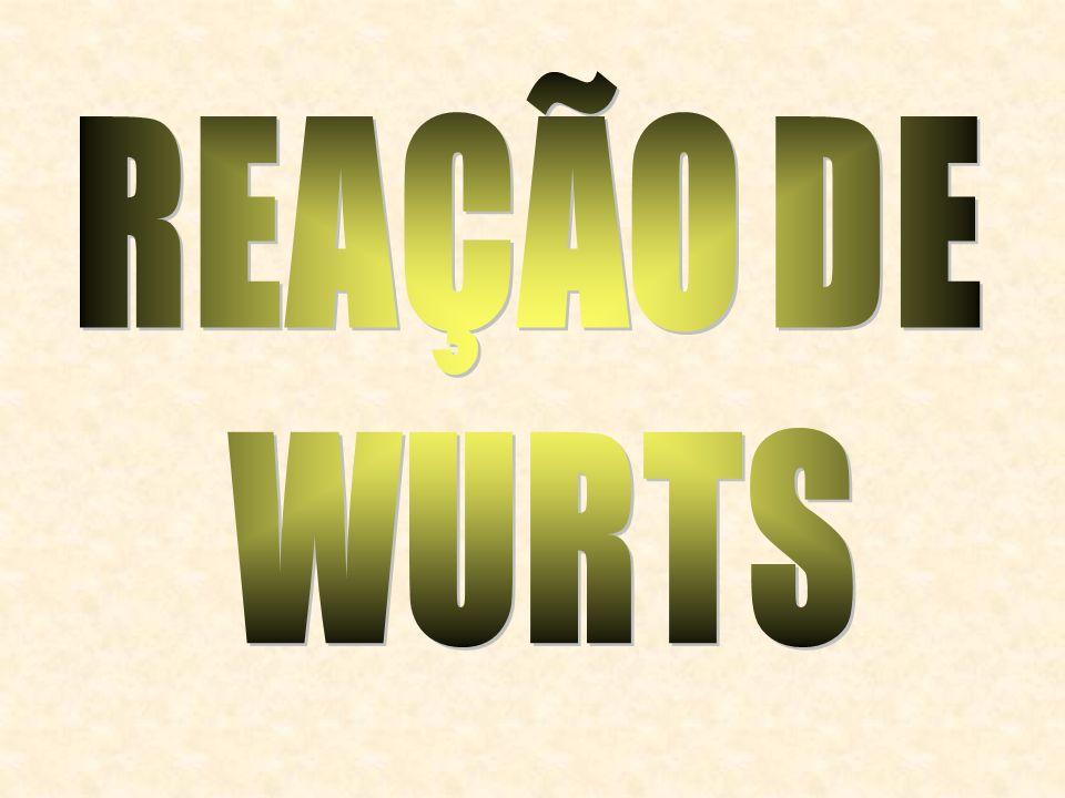 REAÇÃO DE WURTS