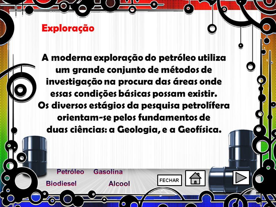 duas ciências: a Geologia, e a Geofísica.