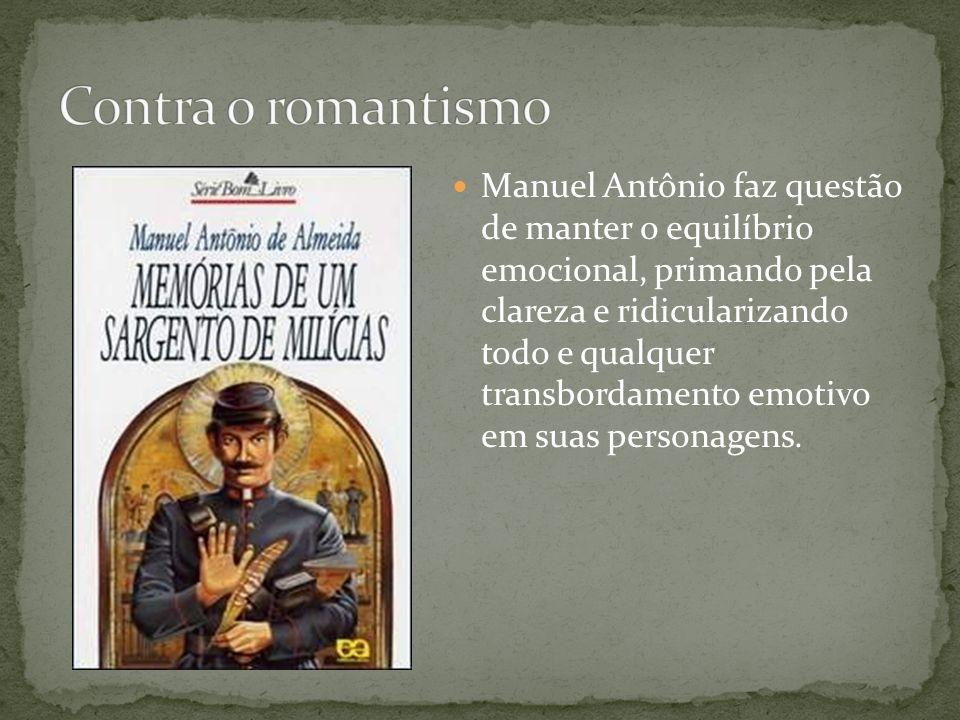 Contra o romantismo