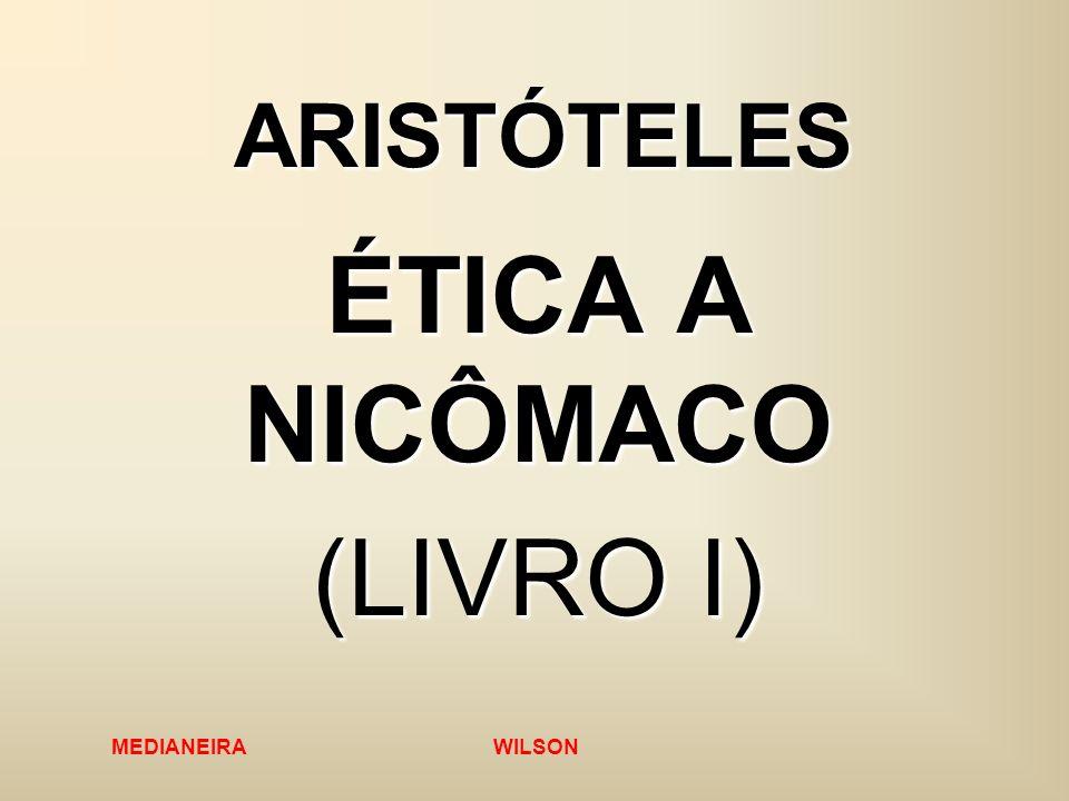 ÉTICA A NICÔMACO (LIVRO I)