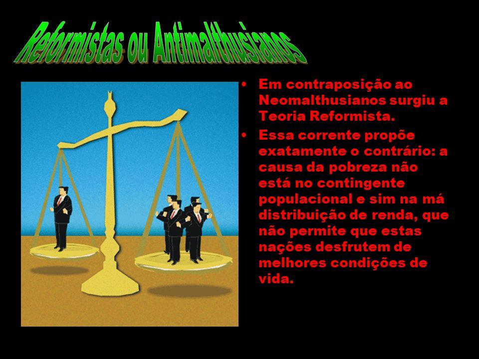 Reformistas ou Antimalthusianos