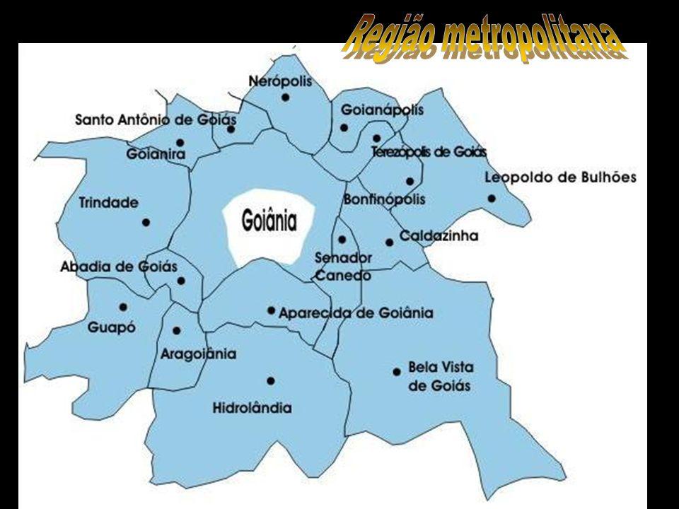 Região metropolitana