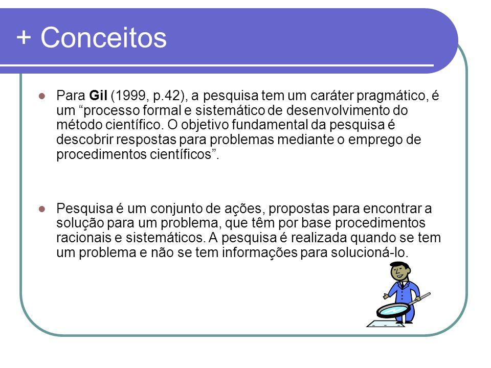 + Conceitos