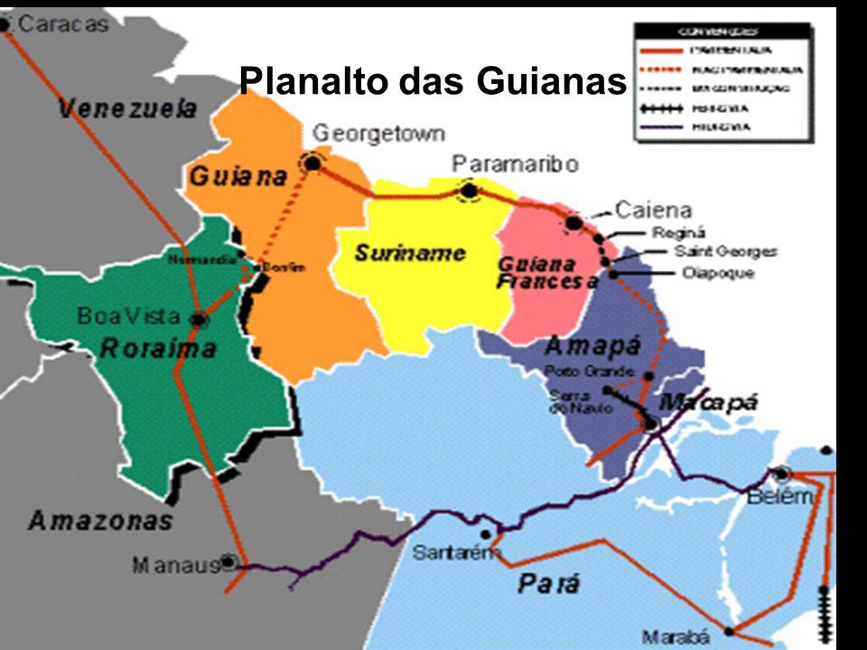 Planalto das Guianas