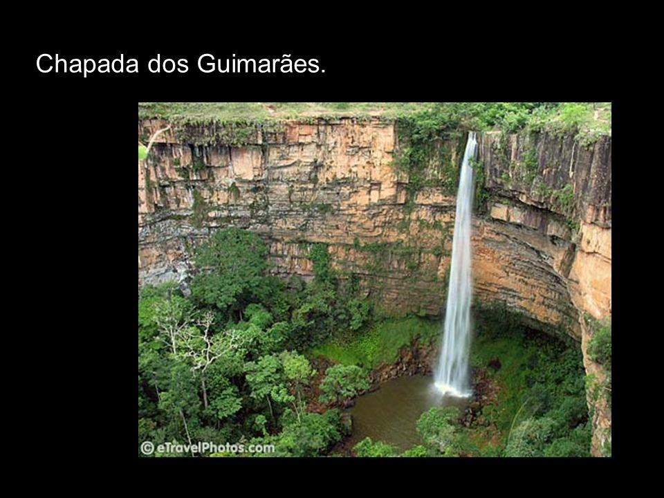 Chapada dos Guimarães.