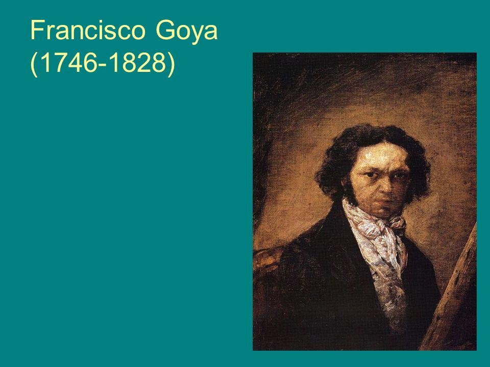 Francisco Goya (1746-1828)