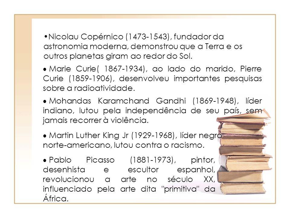 Nicolau Copérnico (1473-1543), fundador da astronomia moderna, demonstrou que a Terra e os outros planetas giram ao redor do Sol.