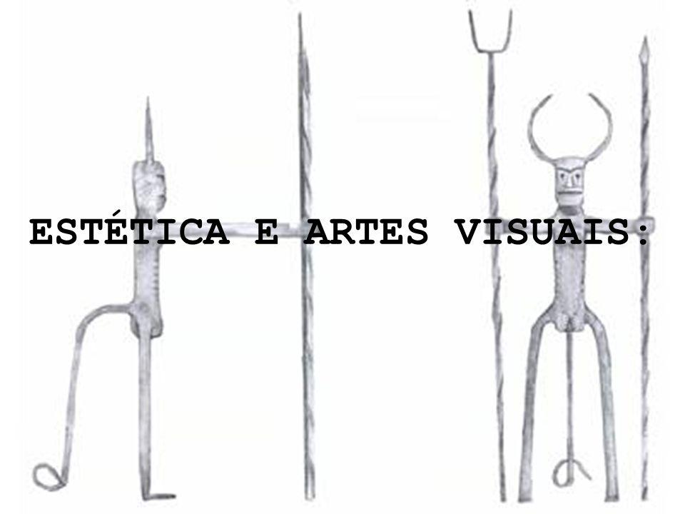 ESTÉTICA E ARTES VISUAIS: