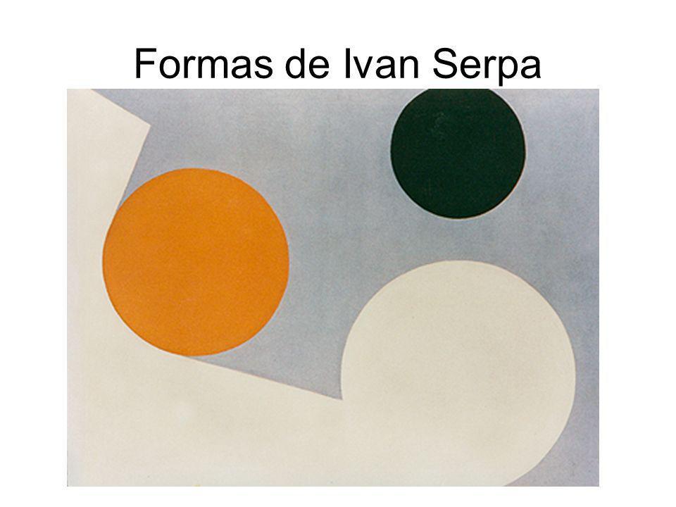 Formas de Ivan Serpa