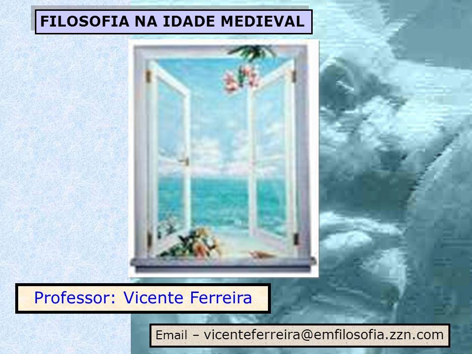 Professor: Vicente Ferreira