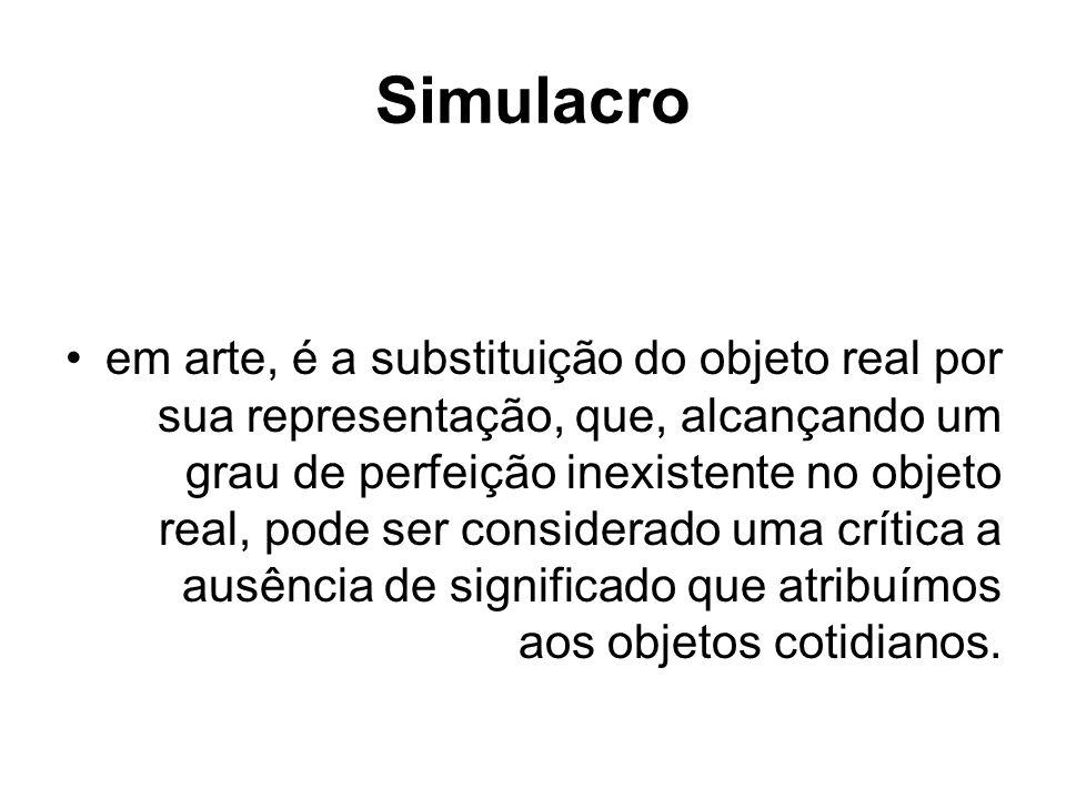 Simulacro