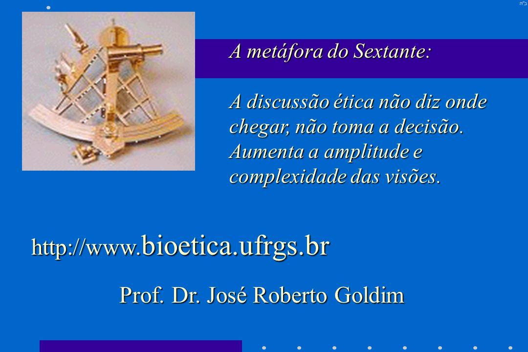 Prof. Dr. José Roberto Goldim