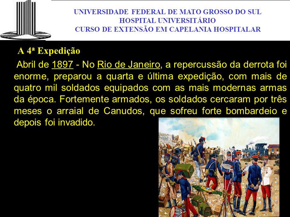 UNIVERSIDADE FEDERAL DE MATO GROSSO DO SUL