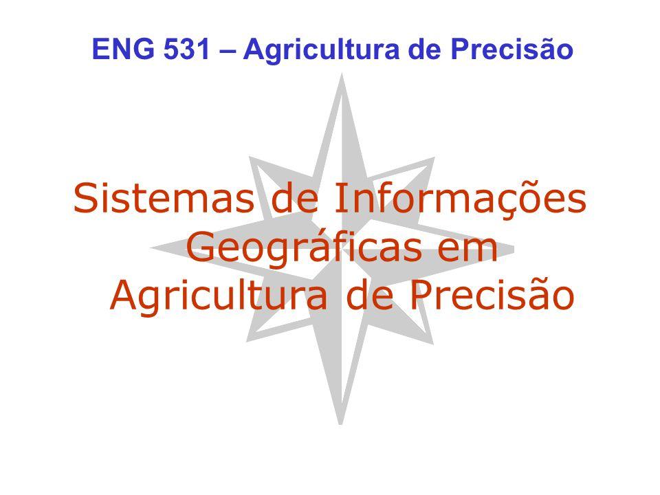 ENG 531 – Agricultura de Precisão