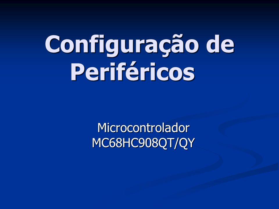 Configuração de Periféricos
