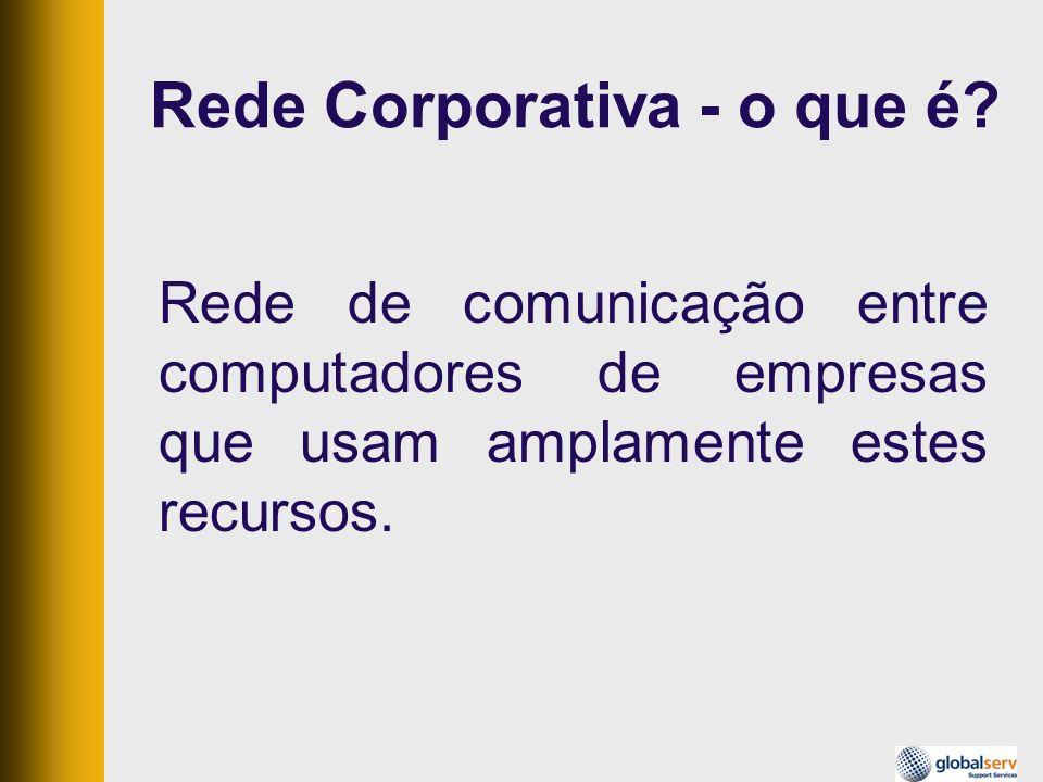 Rede Corporativa - o que é