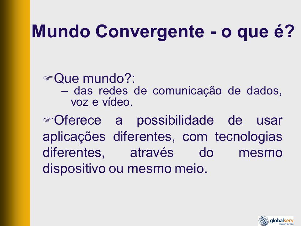 Mundo Convergente - o que é
