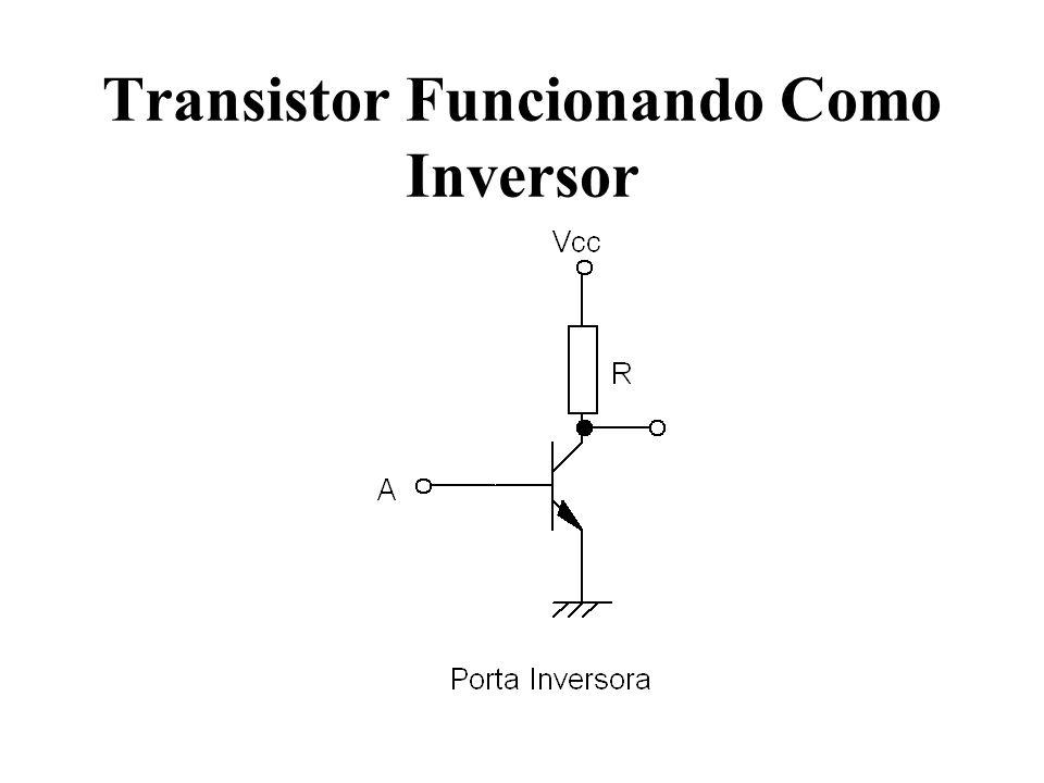 Transistor Funcionando Como Inversor