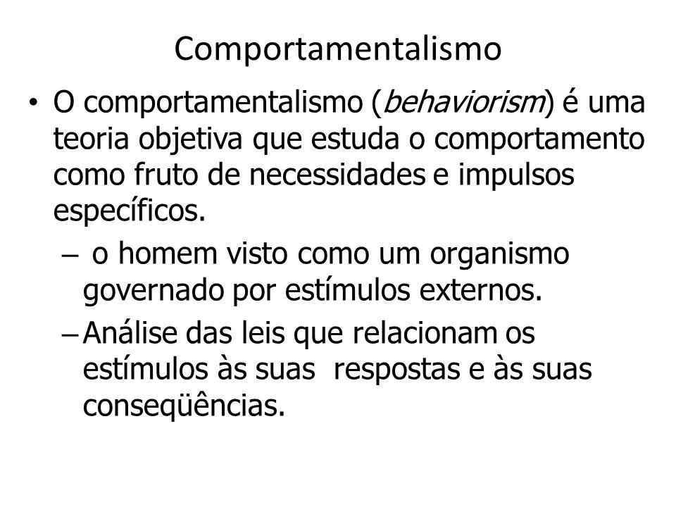 Comportamentalismo
