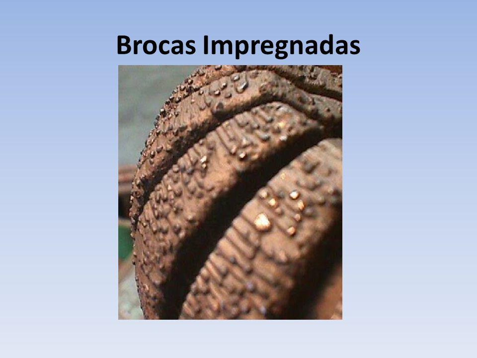 Brocas Impregnadas