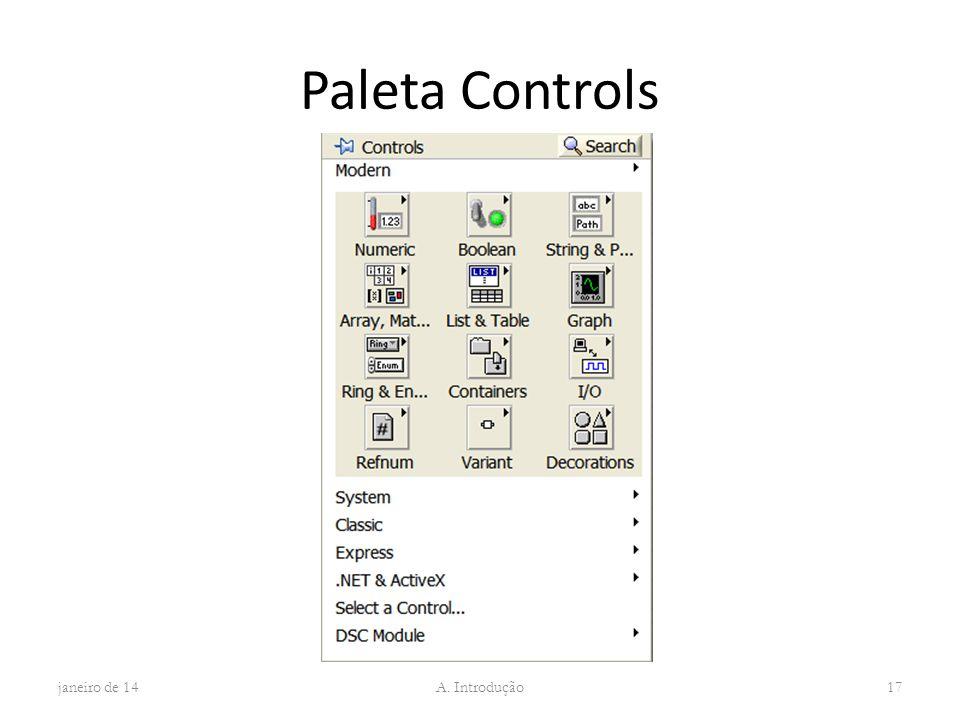 Paleta Controls março de 17 A. Introdução