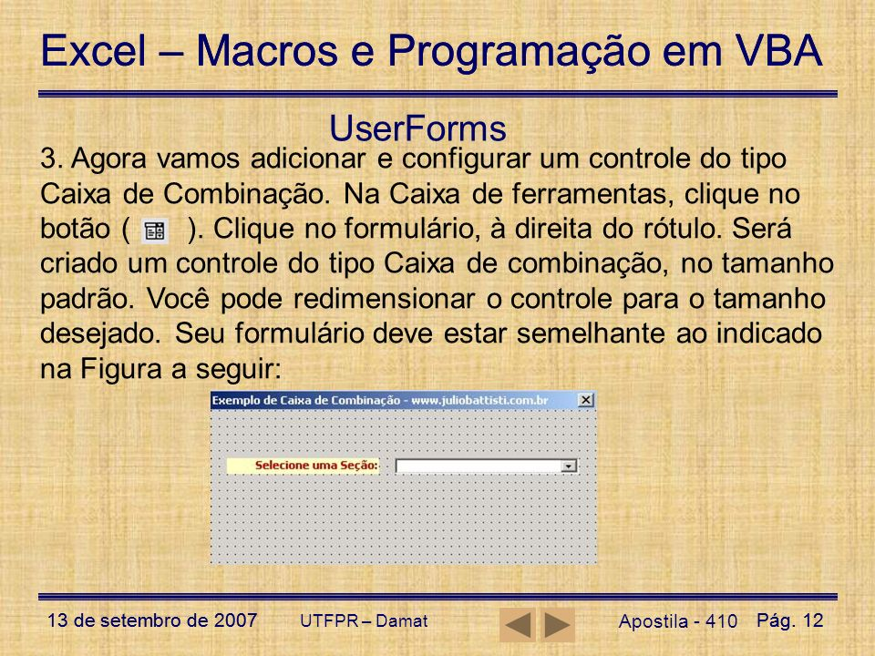 UserForms