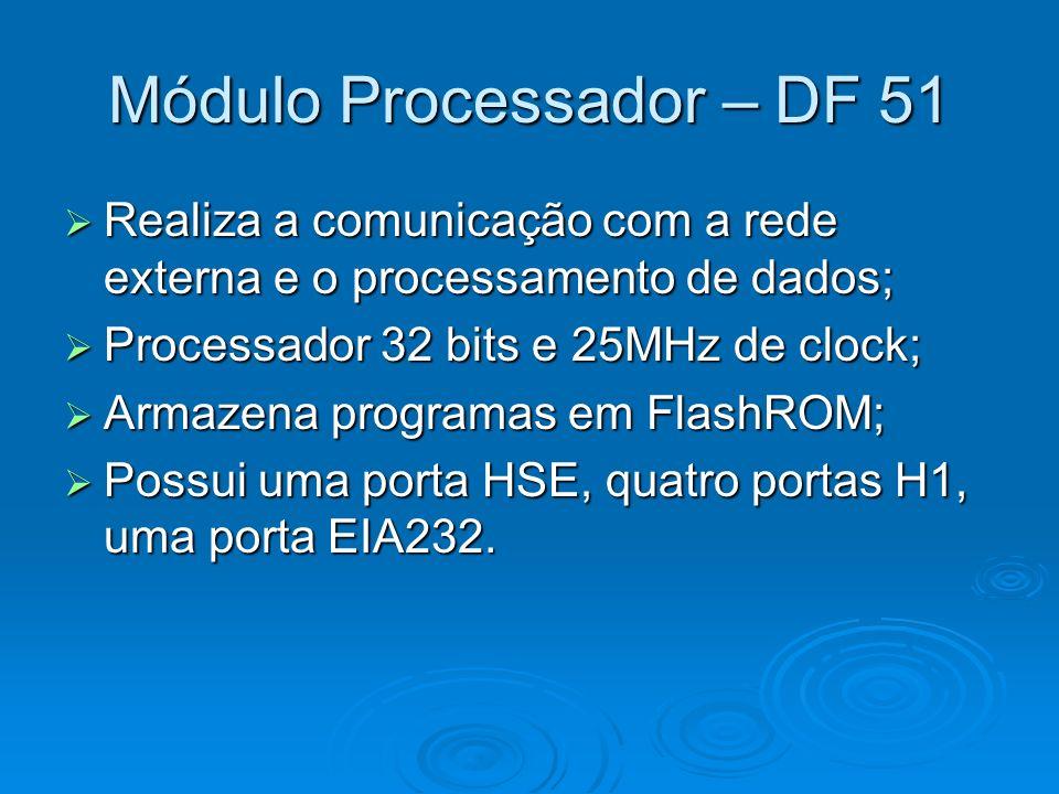 Módulo Processador – DF 51