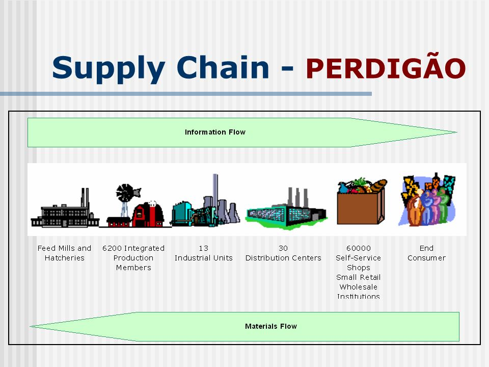Supply Chain - PERDIGÃO