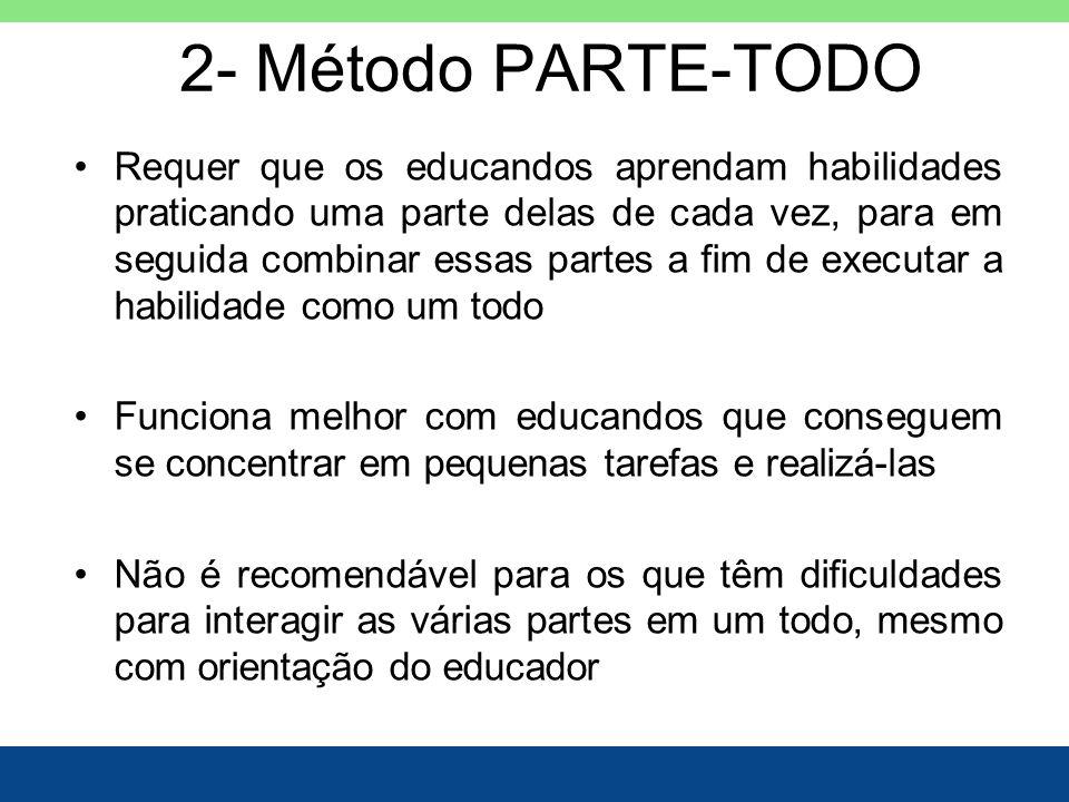 2- Método PARTE-TODO