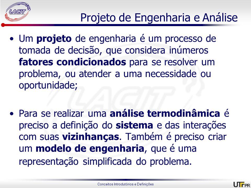 Projeto de Engenharia e Análise