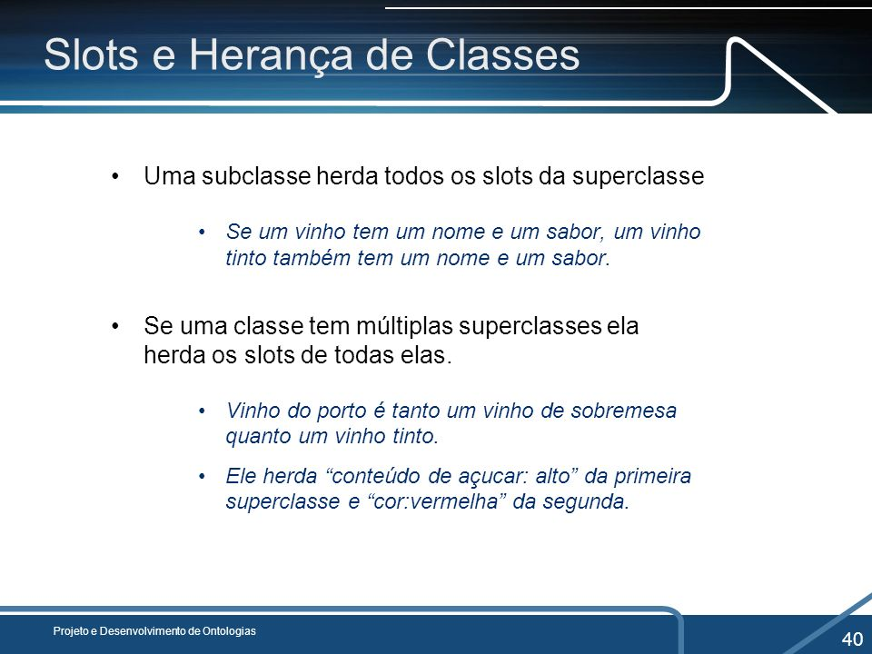Slots e Herança de Classes
