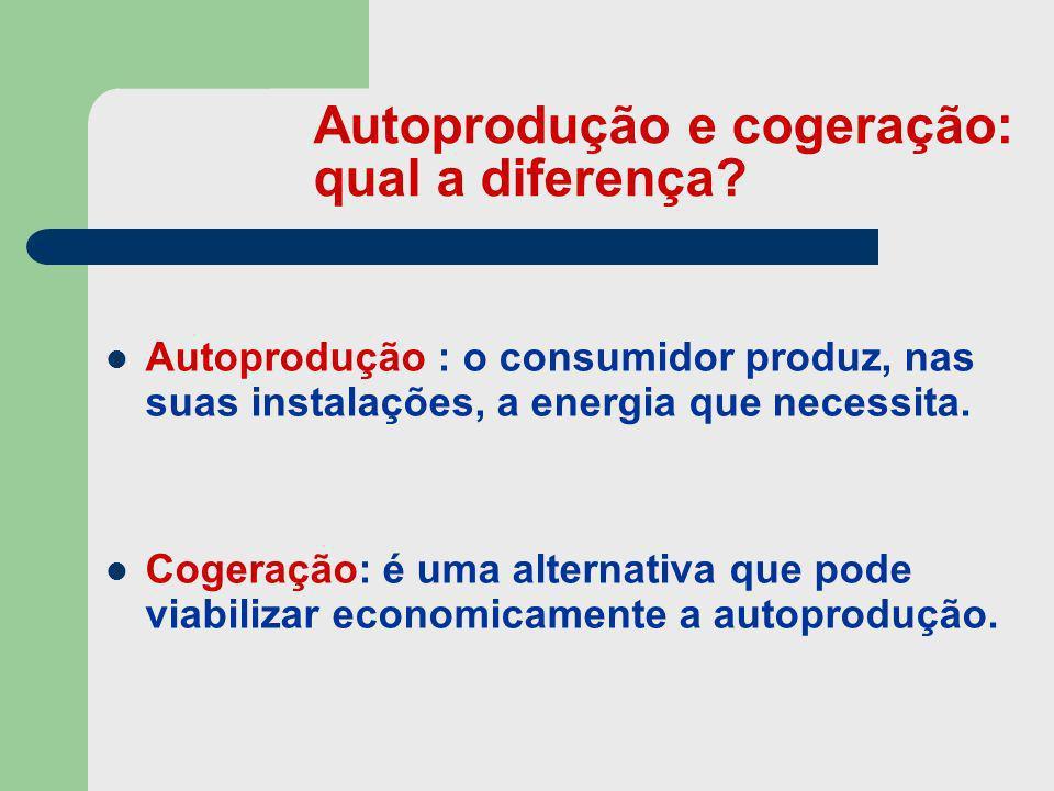 Autoprodução e cogeração: qual a diferença