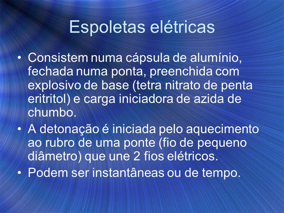 Espoletas elétricas