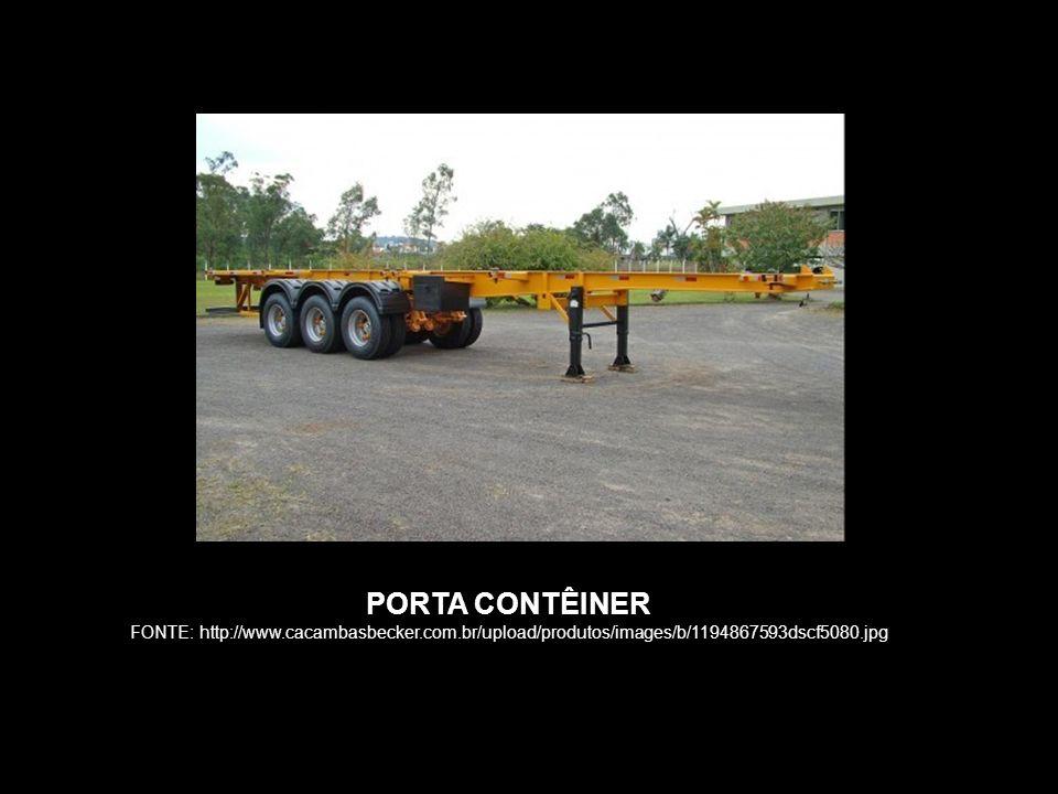 PORTA CONTÊINER FONTE: http://www.cacambasbecker.com.br/upload/produtos/images/b/1194867593dscf5080.jpg.