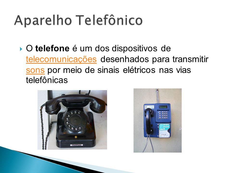 Aparelho Telefônico