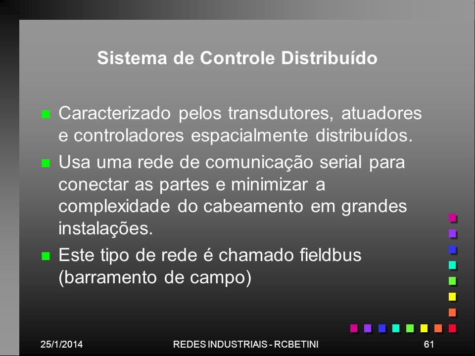 Sistema de Controle Distribuído