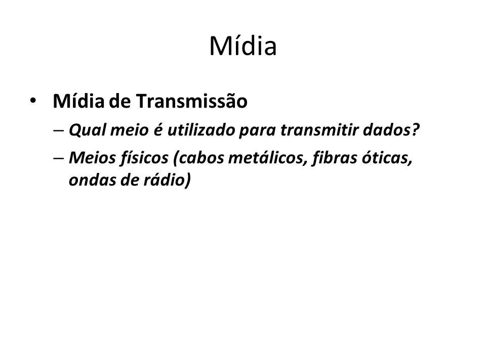 Mídia Mídia de Transmissão
