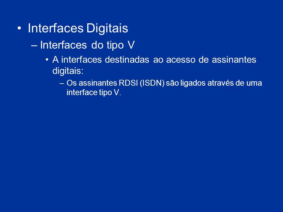 Interfaces Digitais Interfaces do tipo V