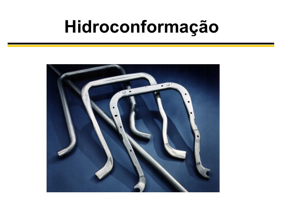 Hidroconformação