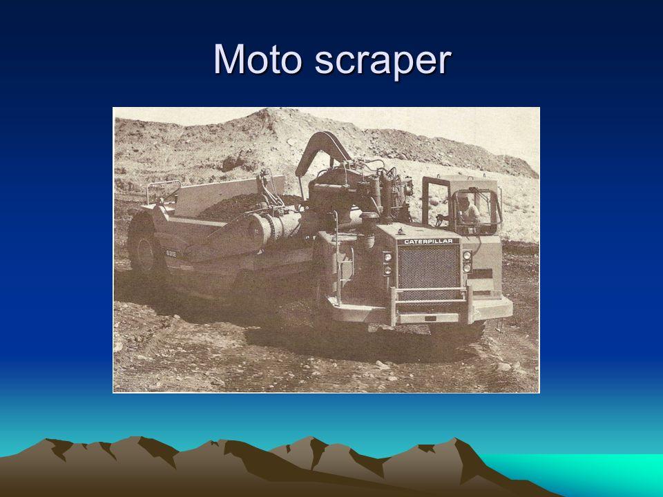 Moto scraper