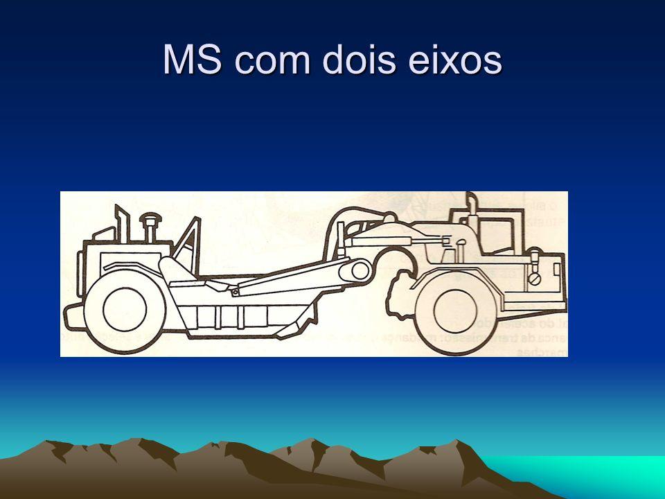 MS com dois eixos
