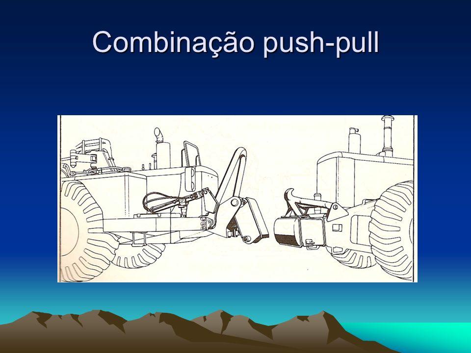 Combinação push-pull