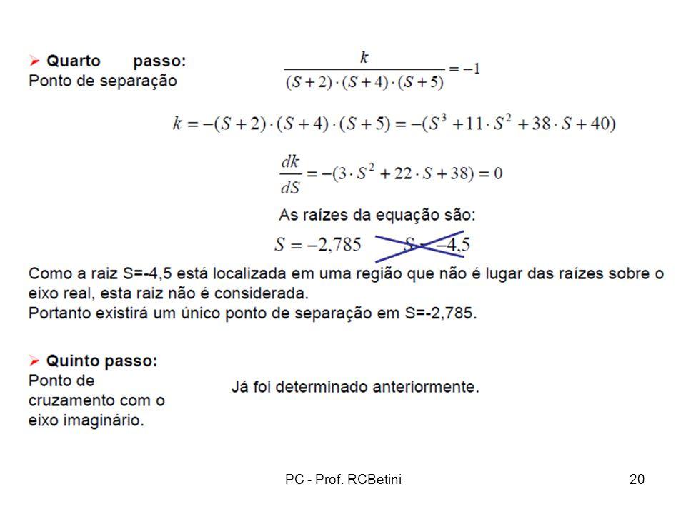 PC - Prof. RCBetini
