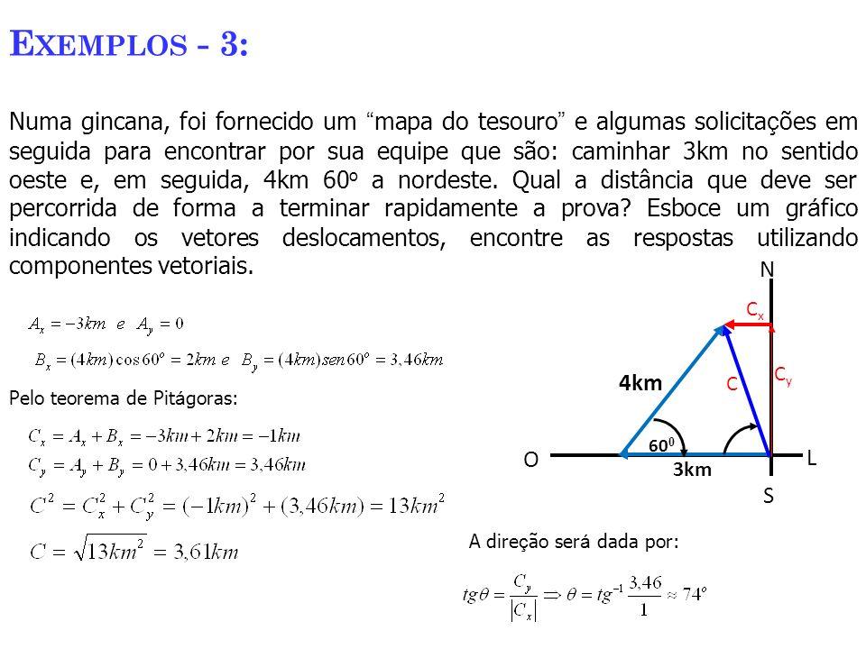 Exemplos - 3: