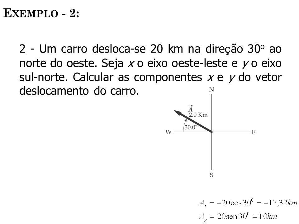 Exemplo - 2: