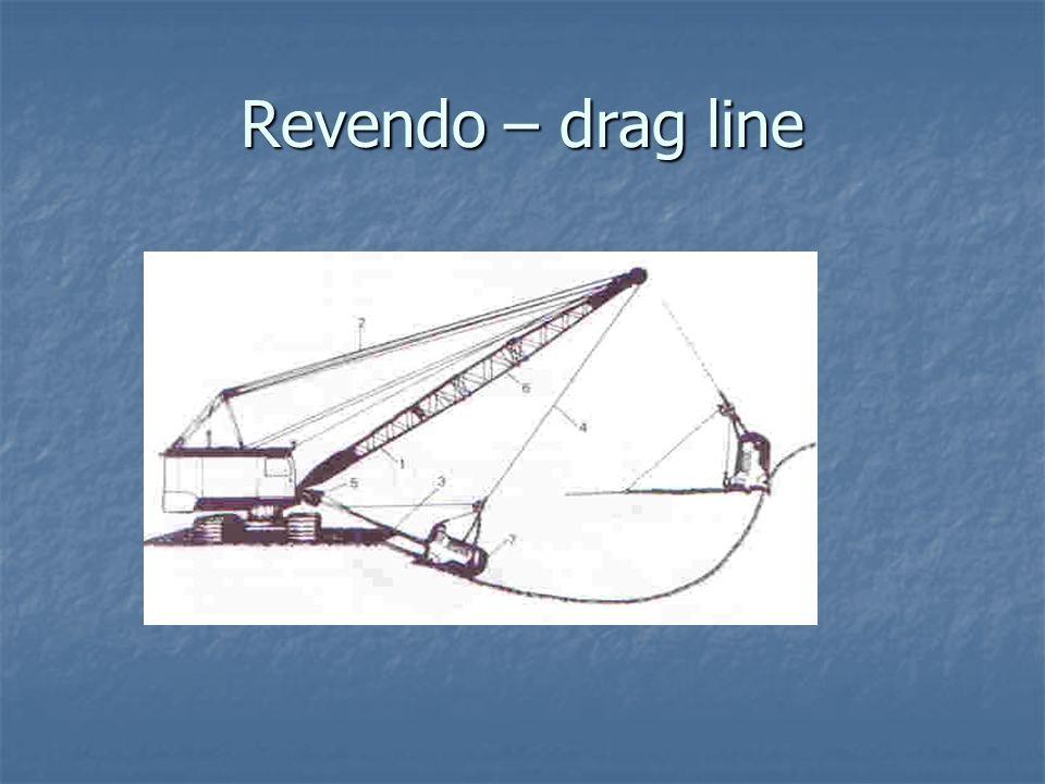 Revendo – drag line