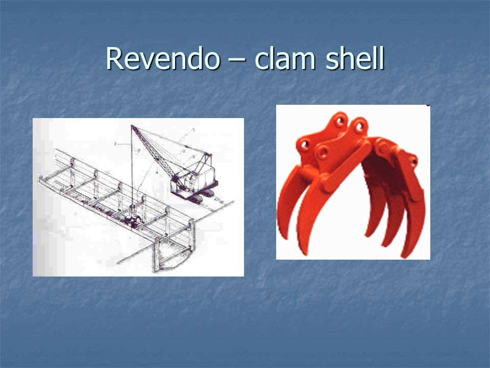 Revendo – clam shell