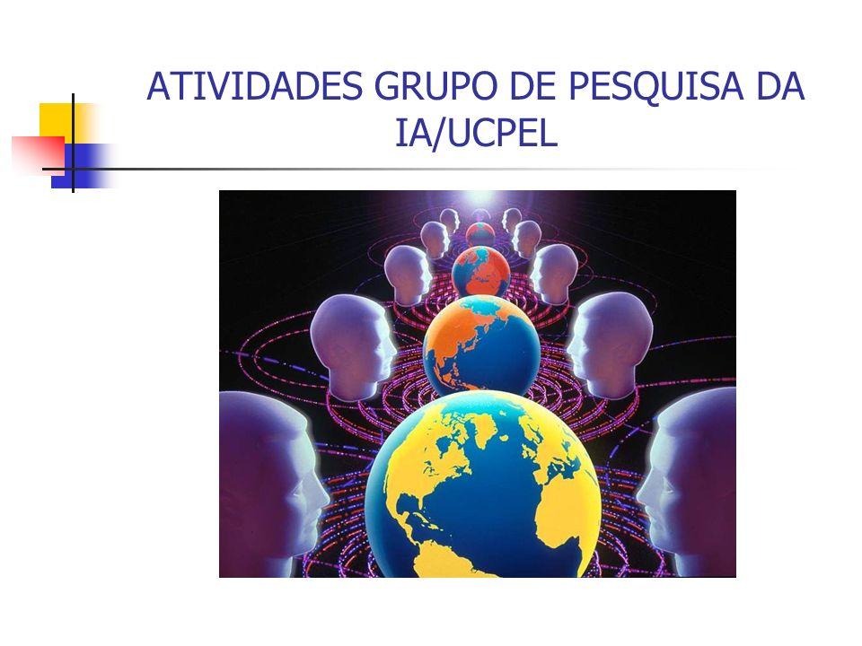 ATIVIDADES GRUPO DE PESQUISA DA IA/UCPEL