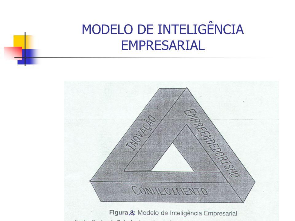 MODELO DE INTELIGÊNCIA EMPRESARIAL